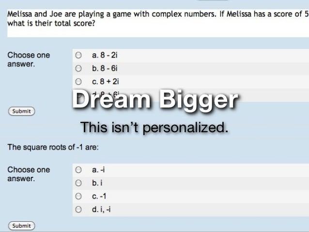 Dream BiggerThis isn't personalized.