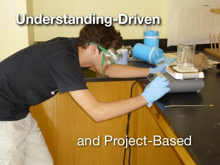 Understanding-Driven        and Project-Based