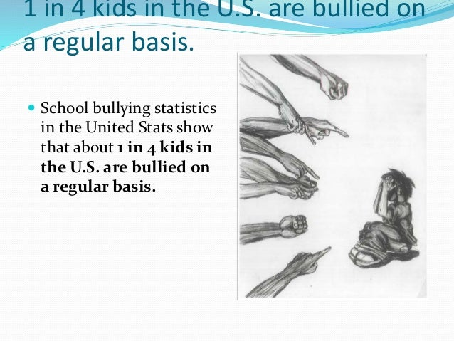 bullying and u s department Student bullying is down significantly  courtesy of us department of education/national center for education statistics moreover, the percentage of bullied students who reported being.