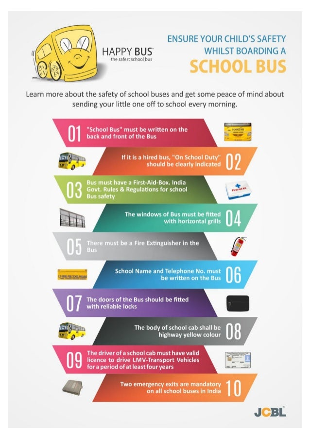 Ensure You Child S Safety Whilst Boarding A School Bus