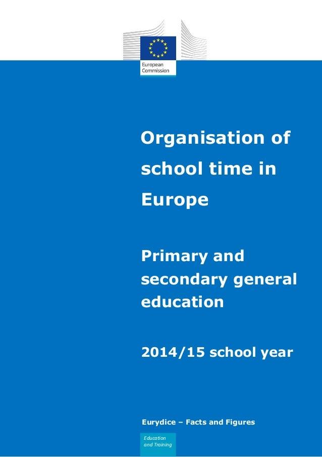 Calendário Escolar Na Europa 2014 2015