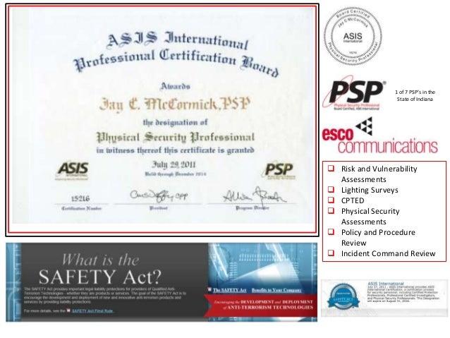 K-12 Higher Ed Certification/Training