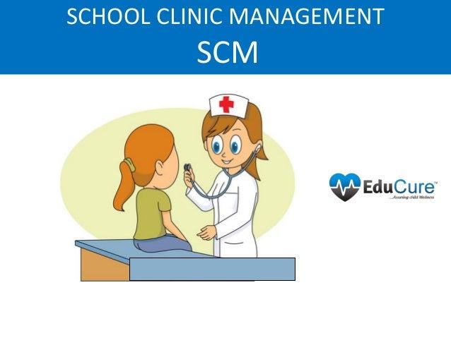 SCHOOL CLINIC MANAGEMENT SCM