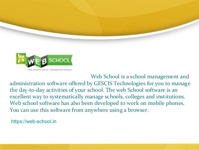 Technology Management Image: Why Schools Should Use VSchool Management Software