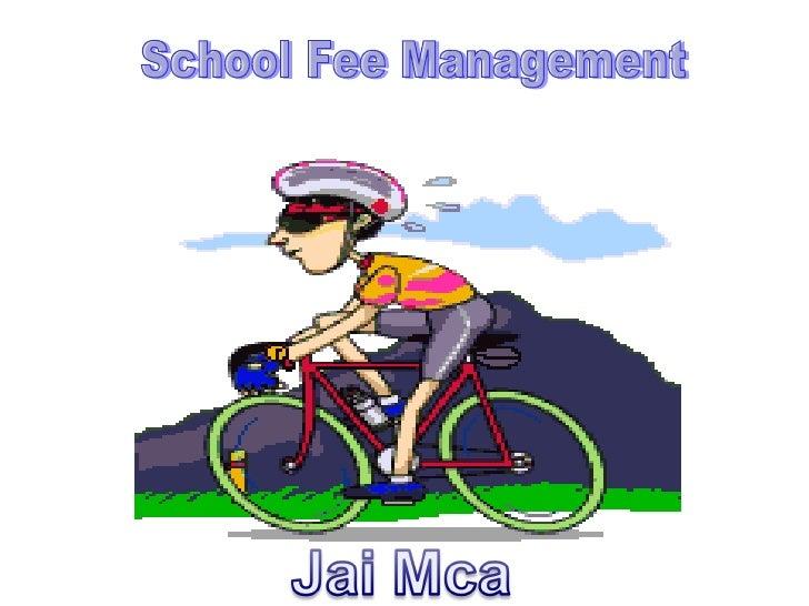 School Fee Management
