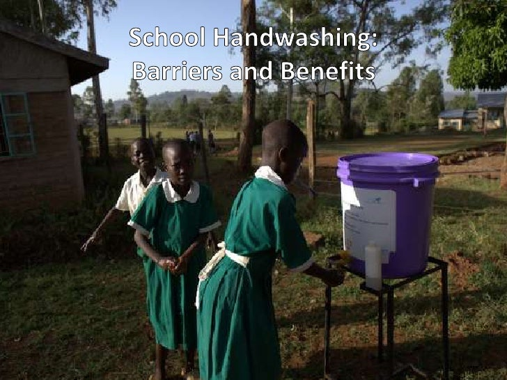 Some schools have limited access to              water. Students must walk to a local watersource during the school day or...