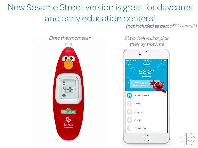 New Sesame Street version is great for daycares and early education centers! Elmo helps kids pick their symptoms Elmo ther...