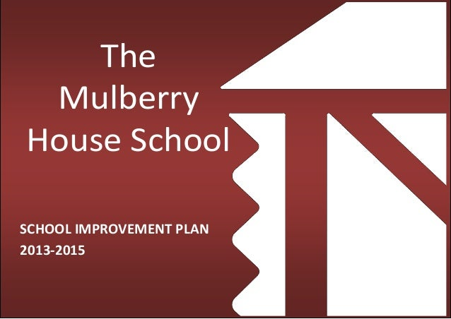 15 Evaluation of Progress made since 2012 improvement plan. Children in the Early Years Foundation Stage have exceeded the...