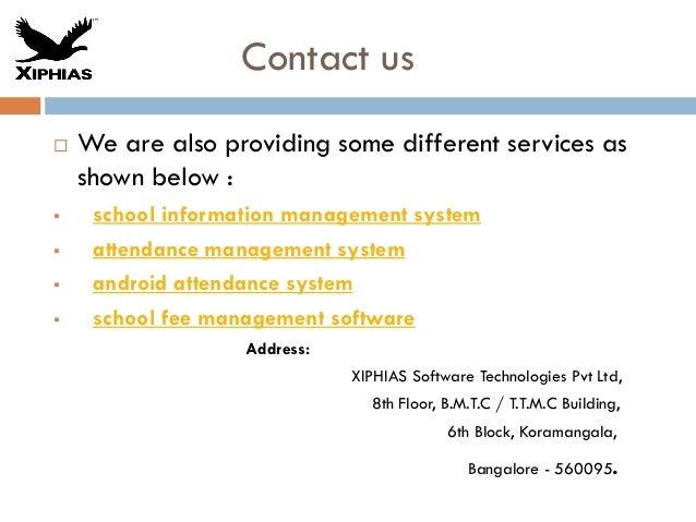 School management system india