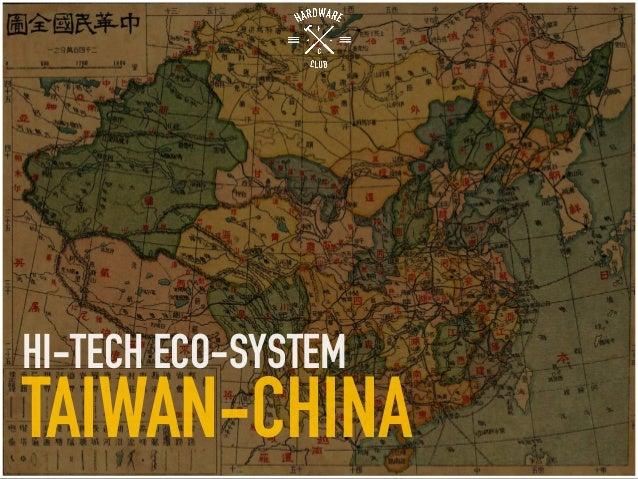 HI-TECH ECO-SYSTEM TAIWAN-CHINA