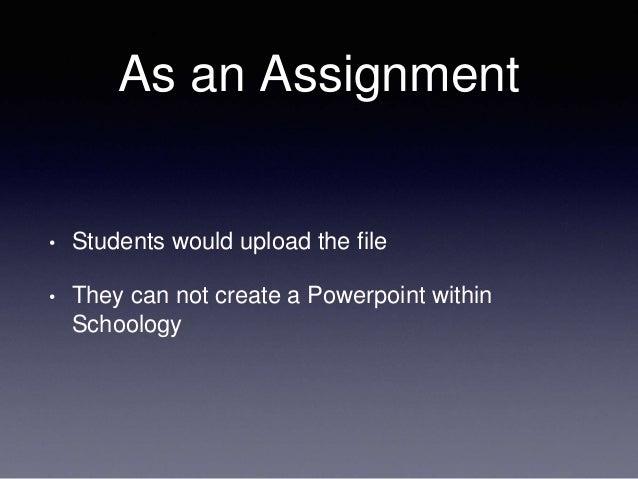 Schoology Slide 3