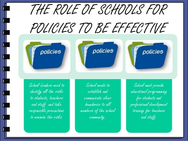 school policies in schools 24 states and the district of columbia require public schools teach sex  alaska,  hb 156 requires local school boards to adopt policies to promote the.