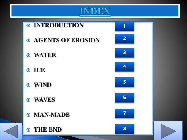 Agents of Erosion Slide 2