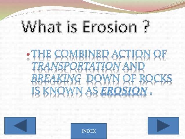 Agents of Erosion Slide 3