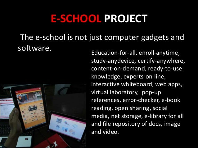 E School Project