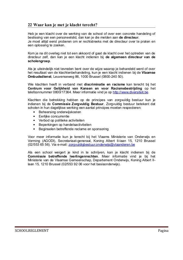 voorbeeld klachtenbrief vakantie Voorbeeld Klachtenbrief Vakantie | gantinova