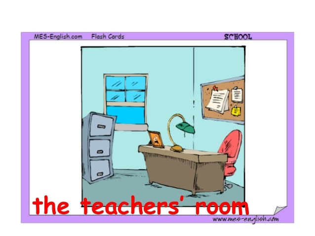 School Rooms And Places