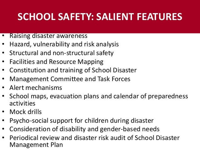 school safety dissertations