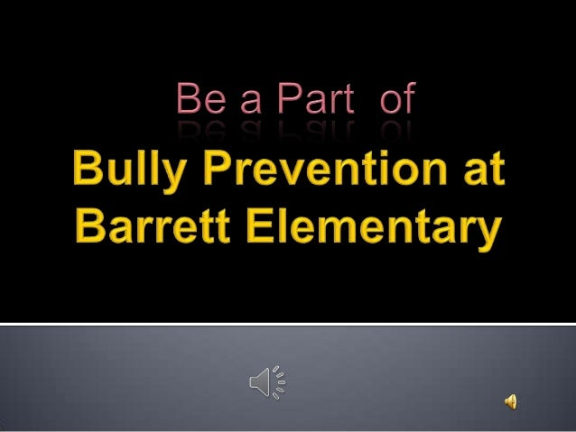    Bullying creates a    climate of fear,    callousness and    disrespect for    everyone involved.