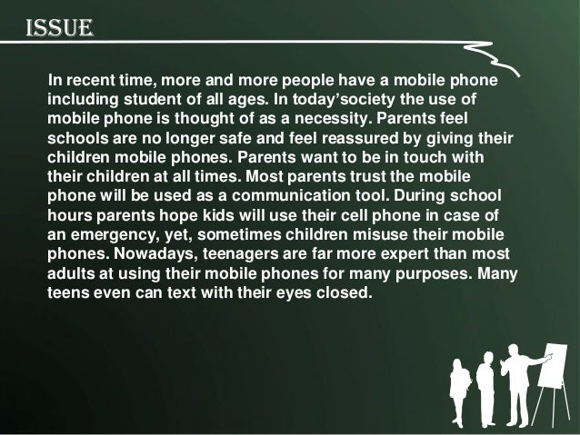 mobile phone to the school School's almost out, and your child is undoubtedly begging for a phone to get  them through  mobile phones are useful, powerful, and helpful.