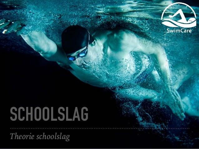 SCHOOLSLAG Theorie schoolslag