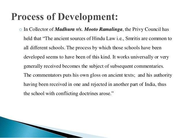Schools of hindu law Slide 3