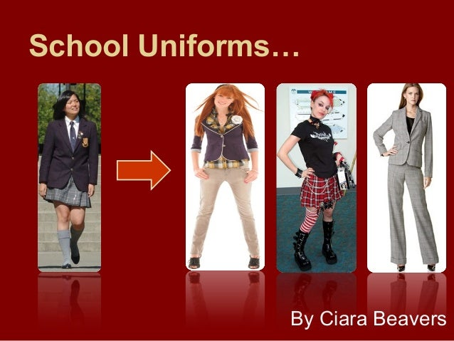 Should Students Have to Wear Uniforms