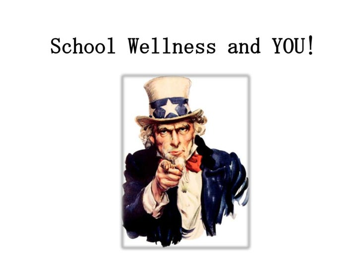 School Wellness and YOU!<br />