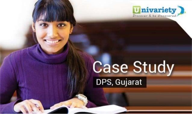Case Study DPS,  Gujarat     _.  A 3 ~.   3. .1 14¢ ,  mu : ..a.  ' C . . , _ ,  'v.1   V .1- T a J