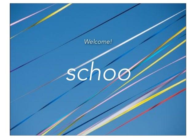 Welcome!schoo