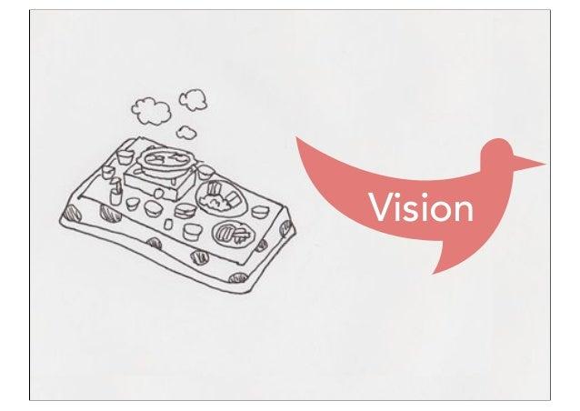 Visionはすでに皆さんの心の中に