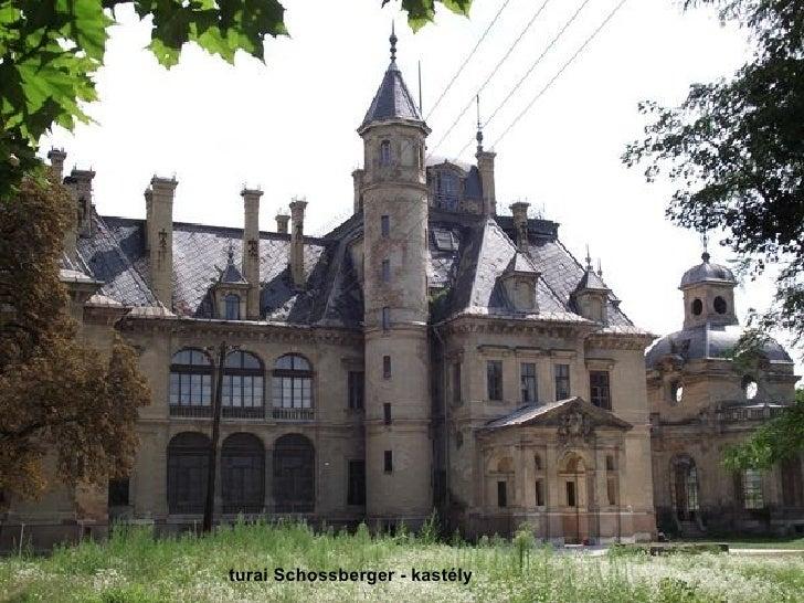 turai Schossberger - kastély