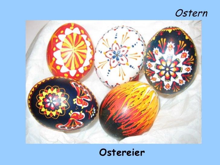 Ostereier Ostern
