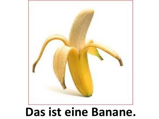 ist das eine banane nein das ist keine banane das ist ein apfel. Black Bedroom Furniture Sets. Home Design Ideas