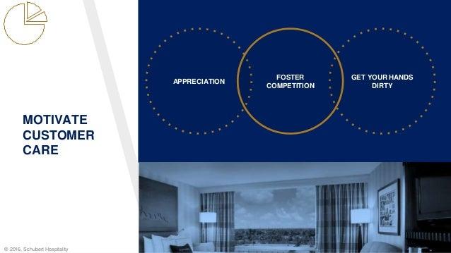 Hoteloga Amp Schubert Hospitality Workshop How To Improve