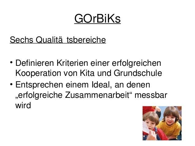 """GOrBiKsQM 1: """"Den Ü bergang gemeinsam gestalten""""• Kooperationsvertrag abschließen• Gemeinsame Ziele erarbeiten  (Leseförde..."""