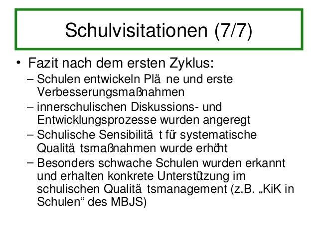 AufgabeBisher habt ihr die Qualitä tsmerkmale von Schule      und Unterrichtverinnerlicht, Inhalte des  Orientierungsrahme...