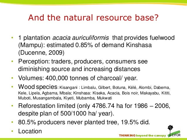 Congo Number One Natural Resource