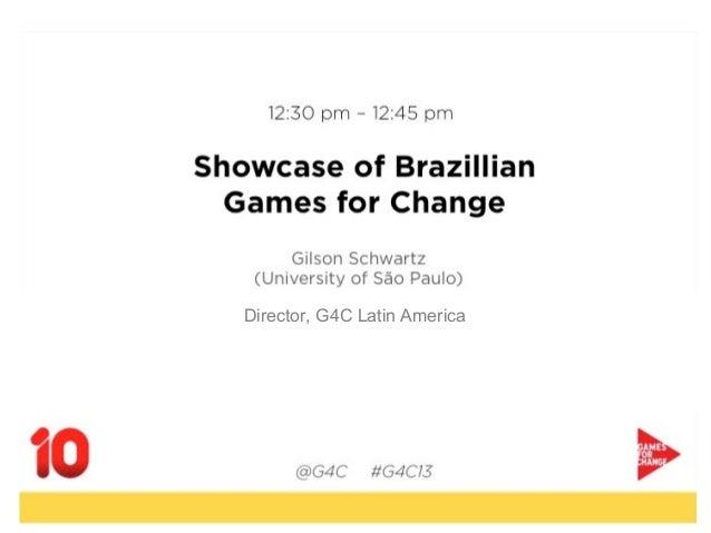 Director, G4C Latin America