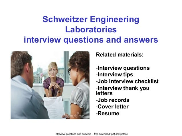 schweitzer-engineering -laboratories-interview-questions-and-answers-1-638.jpg?cb=1399777614