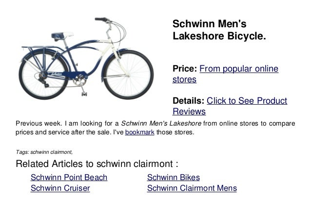 situation analysis schwinn bicycles When companies talk about going global, they often justify their business  decisions by expressing what amounts to a regret about the success of the  american.