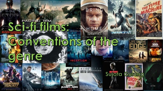 alien movies and the science fiction genre film studies essay To survey american science-fiction literature and film since  we will consider science fiction as the literature of science,  landon 136-41 film: alien f,.