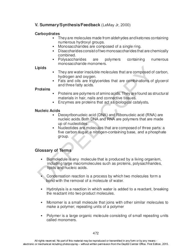 Science 10 Learner's Material Unit 4