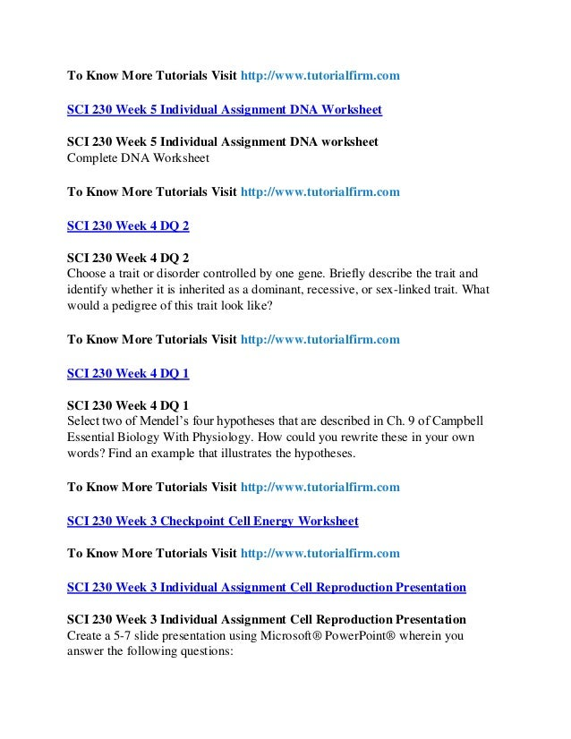 Sci 230 online help,sci 230 course tutorials,sci 230 uop guide