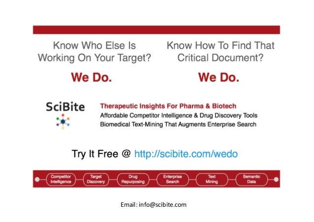 Email:  info@scibite.com