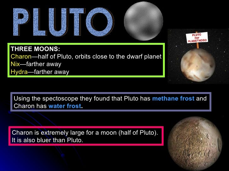 Science Planets powerpoint