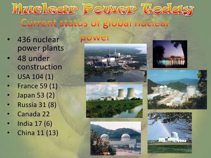 nuclear energy an alternate solution for The answer to climate change is renewable energy readily scalable of the alternative energy change is renewable energy, not nuclear.