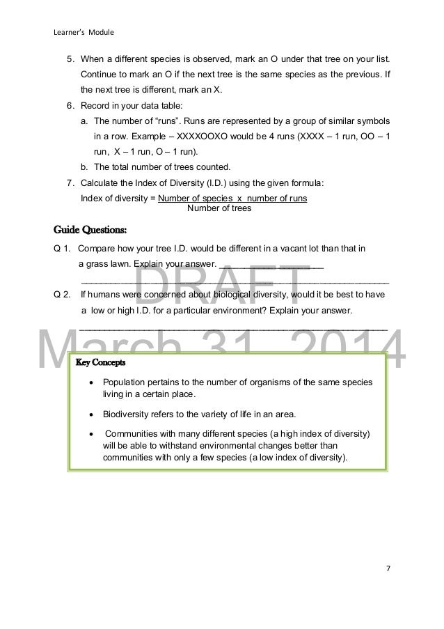 K To 12 Grade 9 Learners Material In Science