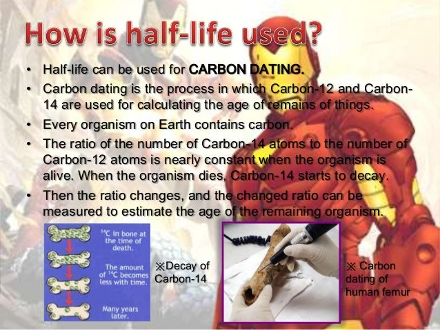 The Physics of Carbon Dating