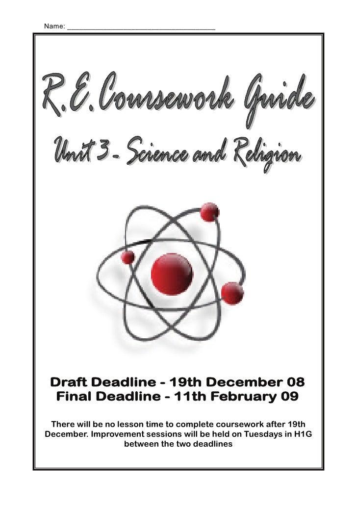 Religion coursework help